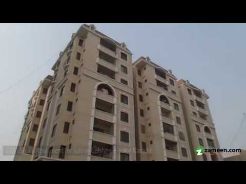 2,100 Sq. Ft. FOUR APARTMENT FOR SALE IN KINGS SHAES RESIDENCY JAUHAR GULSHAN-E-IQBAL TOWN KARACHI