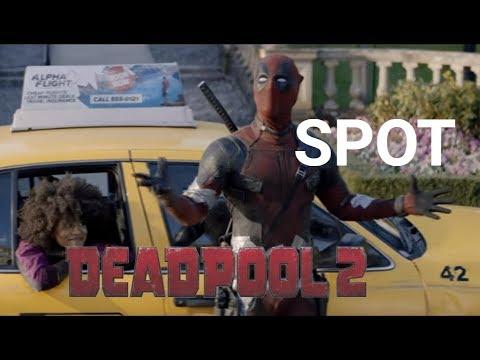 deadpool i biografen