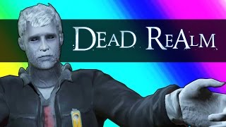 Dead Realm Funny Moments - Trap Doors! (Dead Realm Seek and Reap Gameplay)