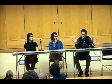 WCU Radicalism Forum 2011- Panel