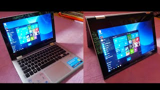 Dell Inspiron 11 3000 Series (2-in-1) Laptop Unboxing / Review