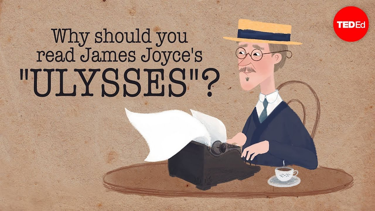 "Résultat de recherche d'images pour ""Why should you read James Joyce's ""Ulysses""? - Sam Slote"""