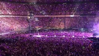 Coldplay Live @San Siro Milano 3 Luglio 2017 - Viva la Vida [HD]