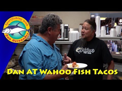 Wahoo Fish Tacos | SPORT FISHING