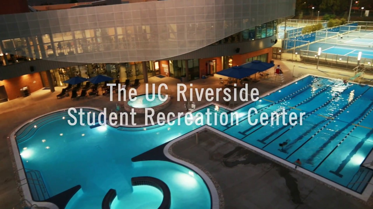Uc Riverside Recreation More Than A Gym Youtube