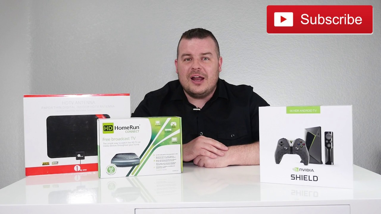 NVIDIA SHIELD TV HDHomeRun Setup WATCH LIVE TV - YouTube