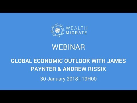 Global Economic Outlook with James Paynter & Andrew Rissik