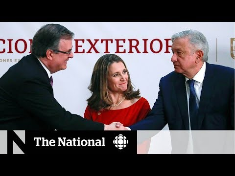 What's New In Latest North American Trade Deal
