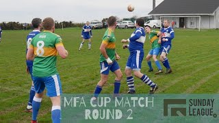 MFA CUP| ROUND 2|  DUNMORE EAST  vs STRADBALLY