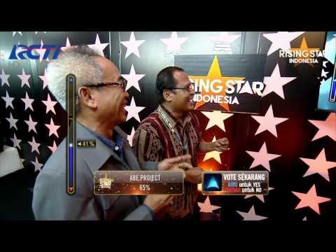 "Bluesmates ""No Woman No Cry"" Bob Marley   Rising Star Indonesia Live Duels 1 Eps 9"