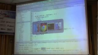 AngularJS ou ce que le web aurait du être si il avait été pensé pour des applications
