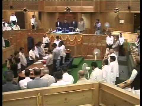 JK Assembly pays tribute to deceased legislators, Gaza victims