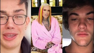 BREAKING TEA! Grayson Dolan is the alleged victim on jeffree's Voice memo against JAMES!