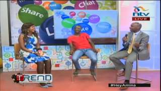 #theTrend: Nyambane and Njugush compare old vs new comedy