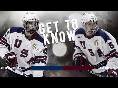Get to Know: Jack Hughes & Michael Gildon
