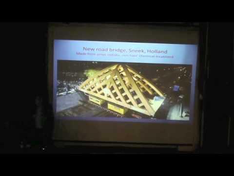 John Chapman, la industrialización de la madera
