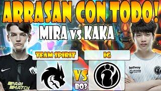 TEAM SPIRIT VS INVICTUS GAMING BO3[GAME 1]ELIMINACIÓN- EMO VS TORONTOTOKYO-THE INTERNATIONAL 10 DOTA