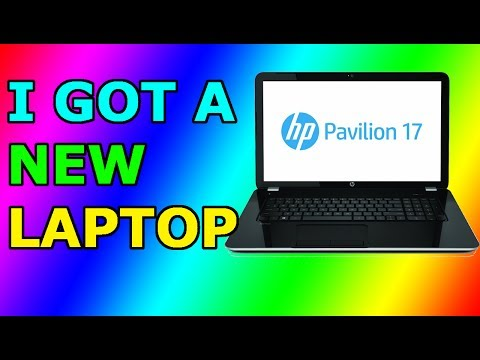 my-new-laptop-first-look---hp-pavilion-17---facecam