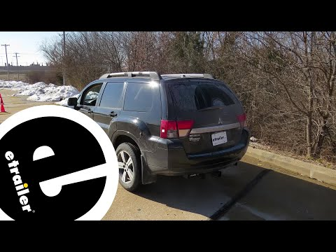 Etrailer | Curt T-Connector Vehicle Wiring Harness Installation - 2011 Mitsubishi Endeavor