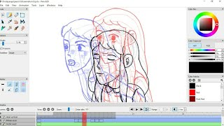 pencil 2d animation tutorial - The rosemerry workshop 1