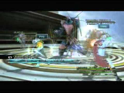 Final Fantasy XIII Capt 9 Parte 95