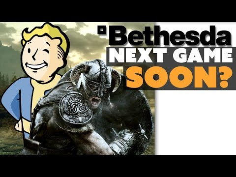 New Bethesda Game SOON? - Game News