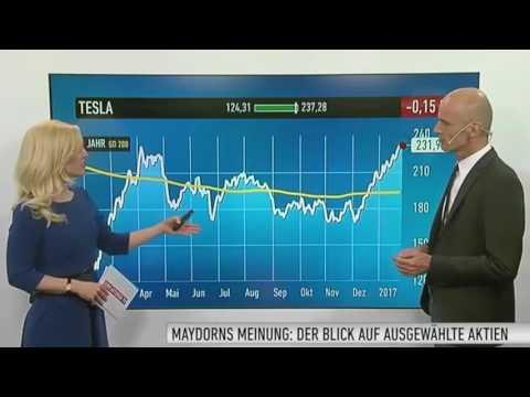 Tesla Kurstreiber Gigafactory - Ausschnitt Interview Aktionär TV