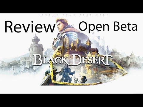 Black Desert Xbox One X Gameplay Review Open Beta