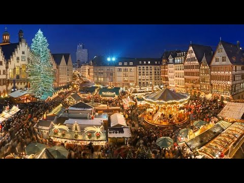 Berlin Christmas Market Attacked by Lorry Truck