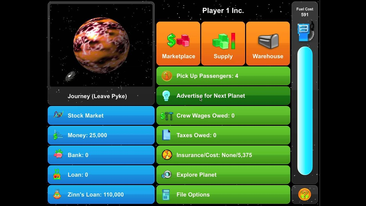 Gazillionaire lavamind 39 s business simulation games youtube for Business simulator