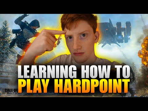 Learning how to Play Hardpoint