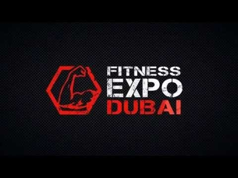 See What Happened in Fitness Expo Dubai 2016 !