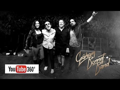 "Graham Bonnet Band ""Into The Night"" (Official 360 Music Video)"