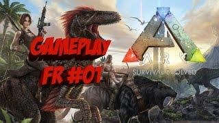 ark survival evolved xbox one gameplay fr