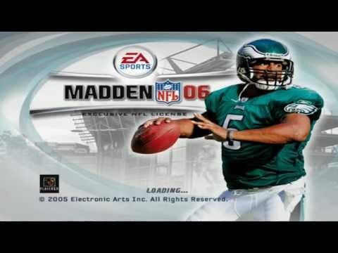 Let's Play: Madden 2006 NFL Superstar Mode - Episode 1