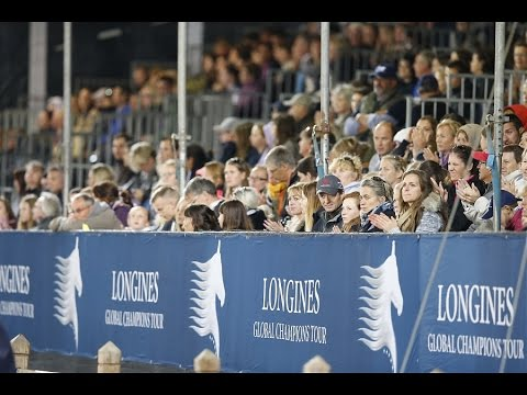 Longines Global Champions Tour of Lausanne Grand Prix Round 1