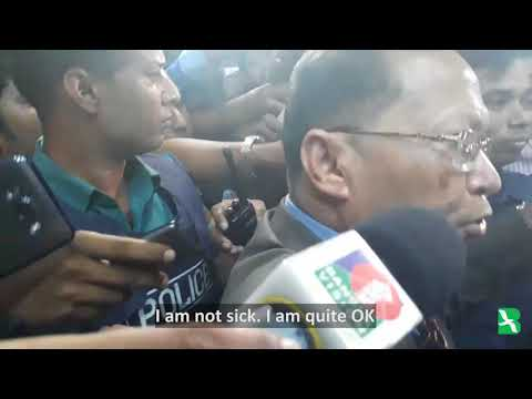 Bangladesh Chief Justice Leaves for Australia, Denies He is Sick