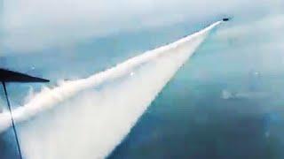 100 Jahre altes Video soll Chemtrails zeigen – doch eigentlich werden Kriegsschiffe versenkt