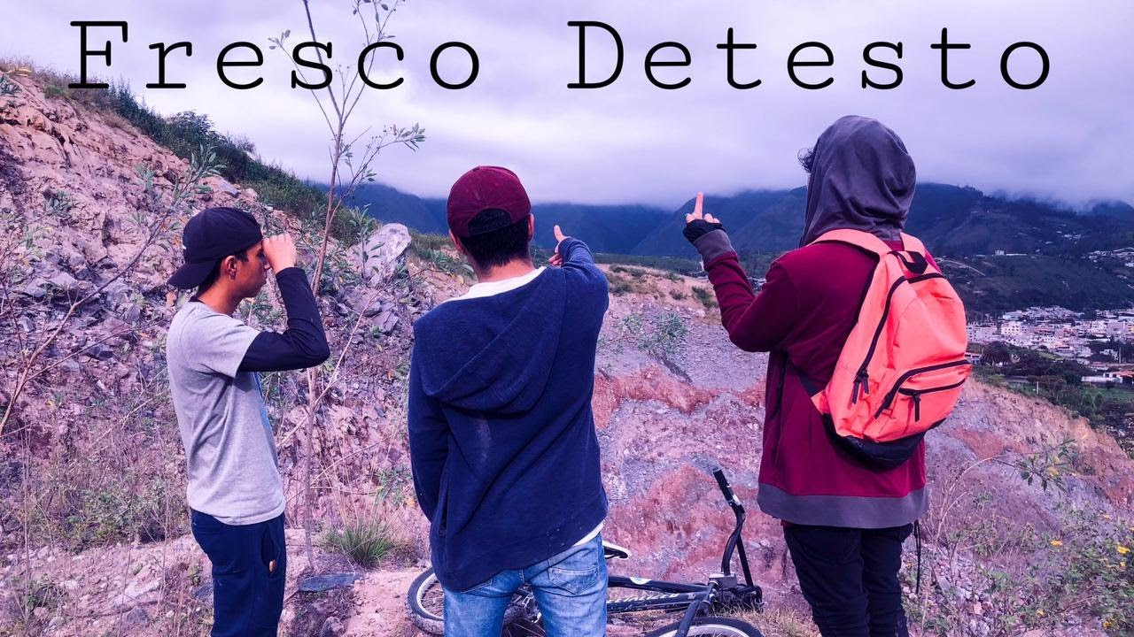 Download Hadexs X Keyce X Martian - Fresco Detesto (Official Video)