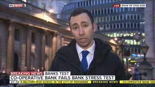 What Does Bank Stress Test Fail Mean For Co-op Customers?