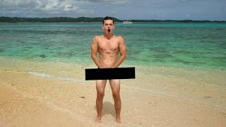 NAKED in the PHILIPPINES - Siargao Island Tour Paradise
