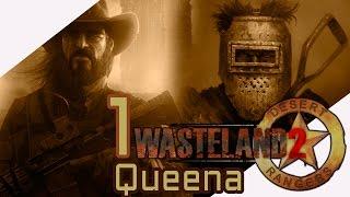 #1 [Козел-наемник] WASTELAND 2 / Вестленд 2 игра прохождение на русском