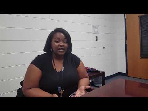 Kenesha Hardy in why she became a teacher