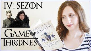 Game of Thrones 4. Sezon İncelemesi - Kitapla Farkları