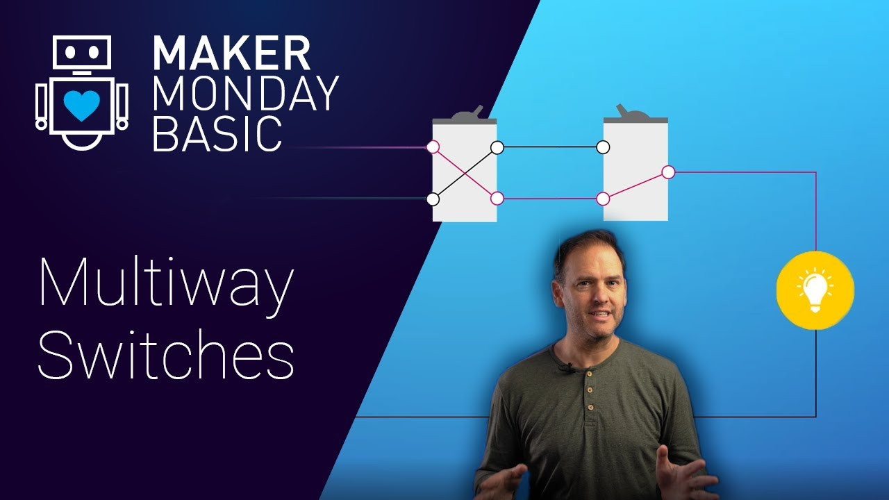 Maker Monday: Multiway Switches and Home Assistant