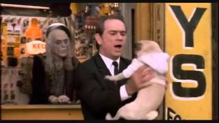 Will Smith meets Frank the pug Men In Black online video cutter com