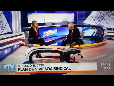 Gustavo Salle denunciando corrupción del Pit-Cnt