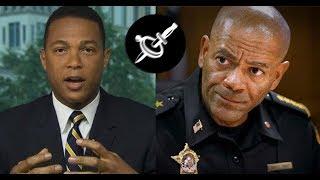 Lo que quedó sin decir | Sheriff Clarke *vs* Periodista Progresista de CNN.-