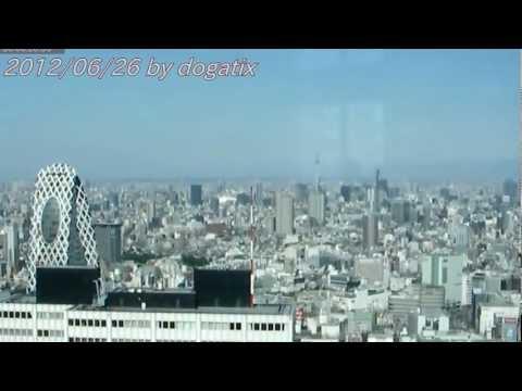 Japan Trip 2012 Tokyo Observation Tokyo Metropolitan Government Building Tower (7)