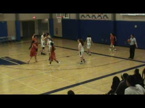 EMHS Varsity Girls vs Bernalillo 1-24-2017